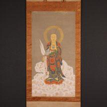 地蔵菩薩像 江戸時代